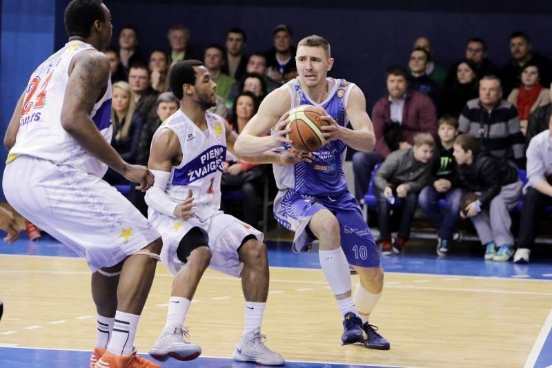 """""""Neptūnas"""" namuose užtikrintai pradėjo LKL ketvirtfinalio seriją"""