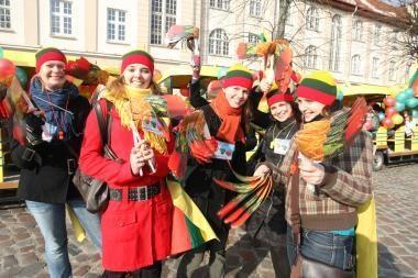 Kovo 11-oji Klaipėdoje bus švenčiama tris dienas (programa)