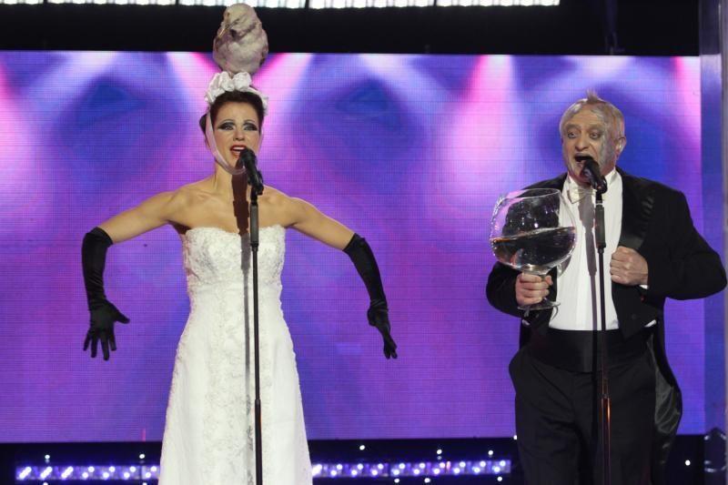"""""""Žvaigždžių duetus"""" palieka Žilvinas Žvagulis ir Ieva Gervinskaitė"""
