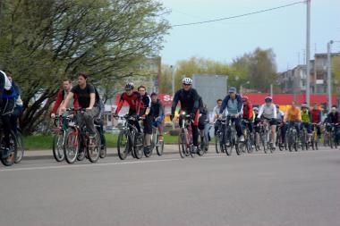 Skatins žmones daugiau važinėti dviračiais