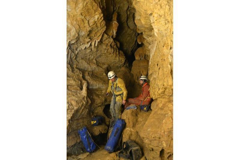 Speleologų ekspedicijos rezultatai ir džiugina, ir liūdina