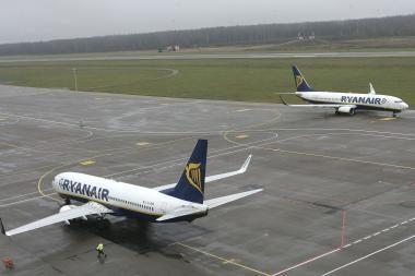 Iš Kauno oro uosto ryte nepakilo lėktuvas į Dubliną (dar papildyta)
