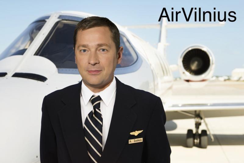 """A.Zuokas: steigiame oro bendrovę  """"airLITUANICA"""""""