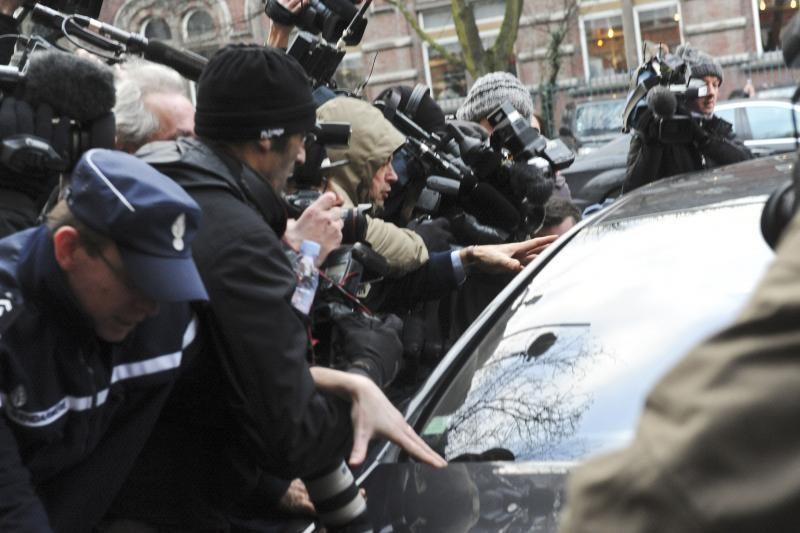 Prancūzijos policija suėmė buvusį TVF vadovą