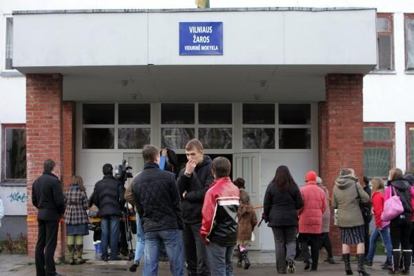Savivaldybė patvirtino: gaisrą patyrusi mokykla pirmadienį dirbs