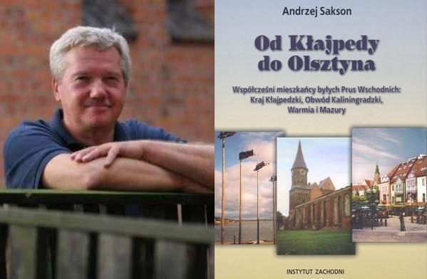 Lenkų istorikas savo knyga apglėbė nuo Klaipėdos iki Olštyno