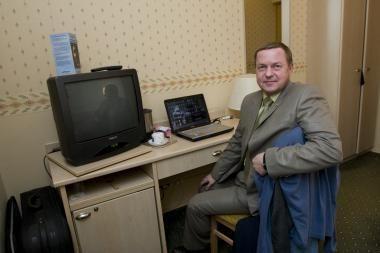 E.Jurkevičius turės patalpas Klaipėdoje