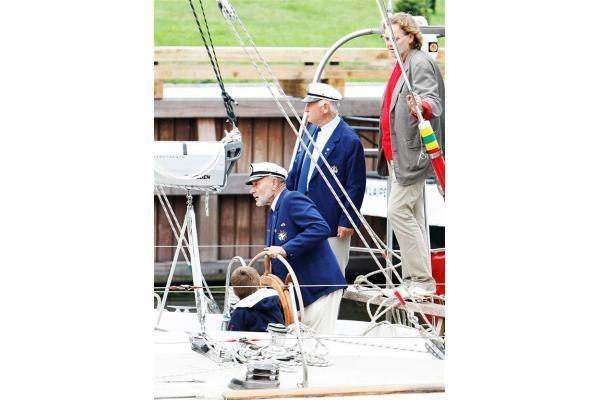 Atlantą perplaukusioms jachtoms – klaipėdiečių pagarba