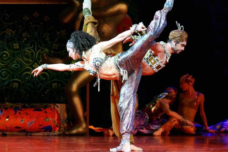 """""""Žalgirio"""" arenoje – trys baleto spektakliai per vieną vakarą"""