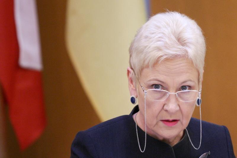I.Degutienė: Seimo sesija bus karšta ir kaip niekada sudėtinga