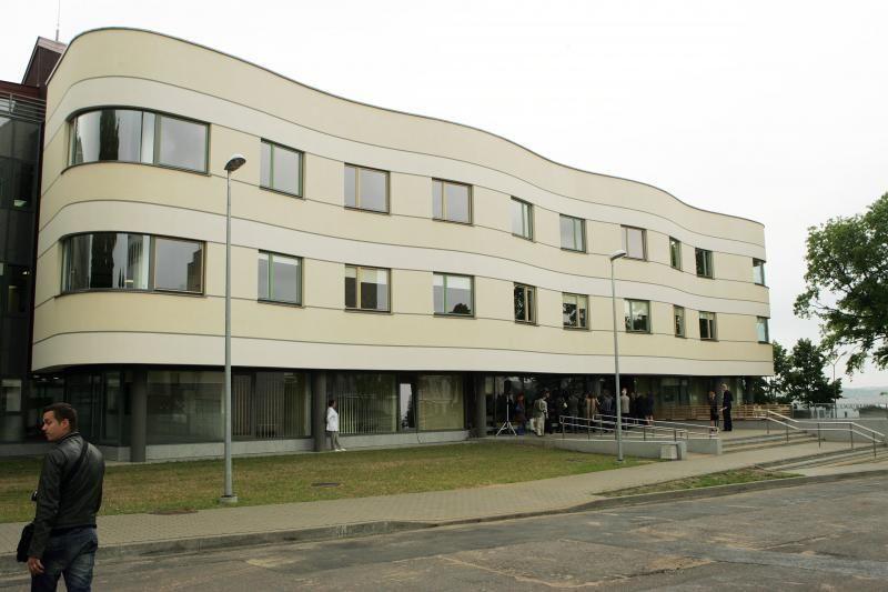 Vaikų ligų klinika įsikūrė naujame pastate