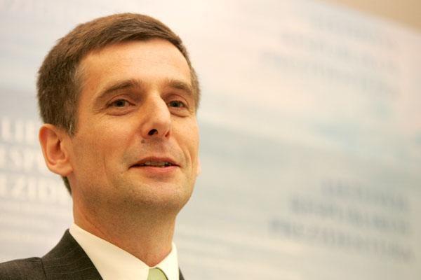 Kandidatu į VSD vadovus siūlomas G.Grina (papildyta 11.35 val.)