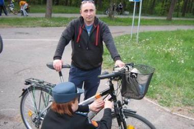 Klaipėdoje vėl bus registruojami dviračiai