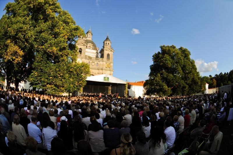 Sekmadienį prasidės septynioliktasis Pažaislio muzikos festivalis