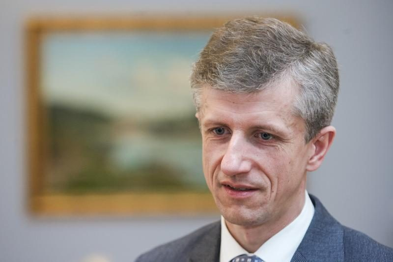 D.Semašką ambasadoriumi ketinama skirti nuo spalio