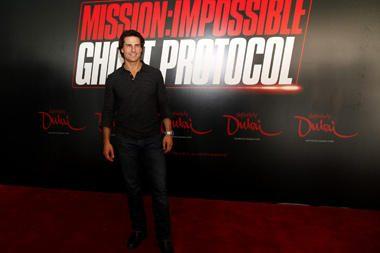 """T.Cruise'as: naujas """"Neįmanomos misijos"""" filmas vadinsis """"Vaiduoklio protokolas"""""""