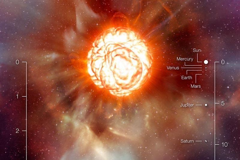 Gama tandemas: aptikta dar viena ypatingai reta dvinarė žvaigždė