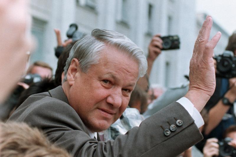 Minint Rusijos kariuomenės išvedimą iš Lietuvos prisiminti B. Jelcino nuopelnai
