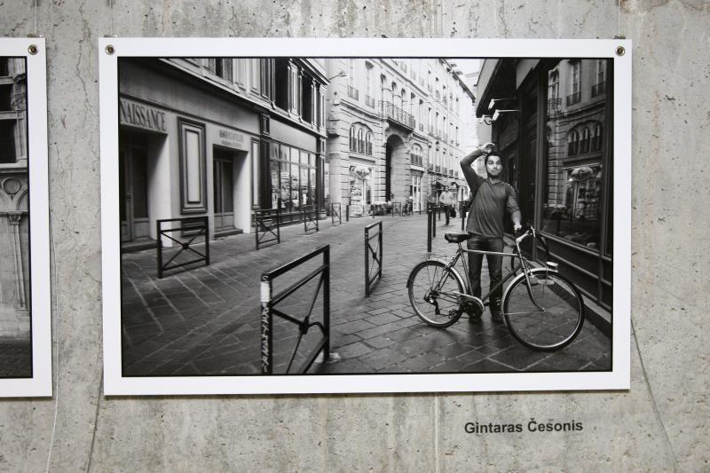 Parodoje – žvilgsnis į susibičiuliavusius miestus: Kauną ir Grenoblį