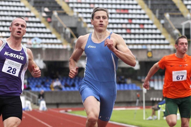 Panevėžyje užfiksuotas naujas bėgimo rekordas