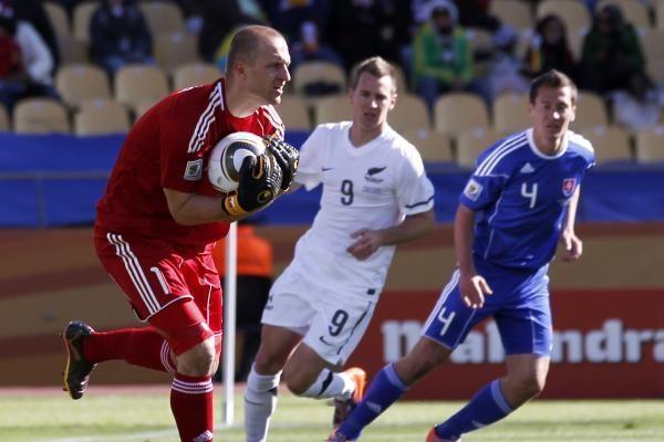 F grupė: slovakai pergalę išleido 93 min.