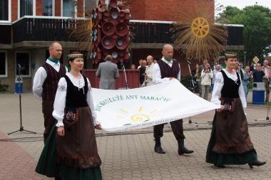 "Neringoje šėls folkloro festivalis ""Tek saulužė ant maračių"""