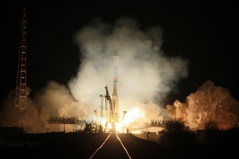 Rusijos krovininė kosminė kapsulė sėkmingai susijungė su TKS