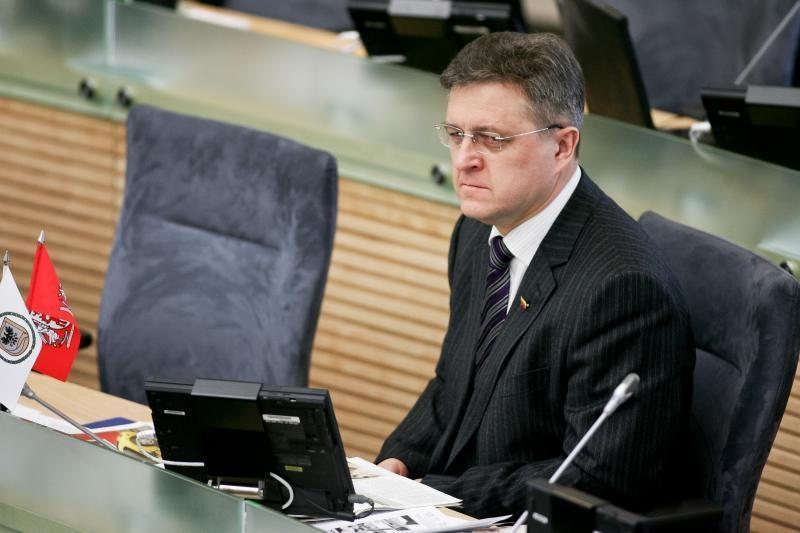 V.Valkiūnas išrinktas Respublikonų partijos pirmininku