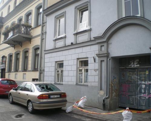 Vilniuje griūva stogai (papildyta)
