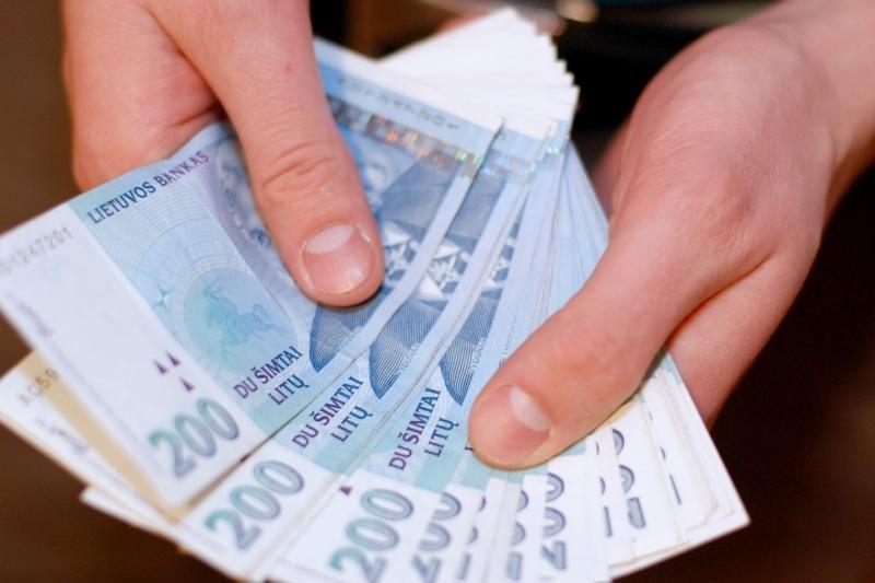 Parlamentarai spręs Garantinio fondo lėšų išmokėjimo klausimus