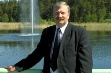 Ignalinos r. meru šeštai kadencijai perrinktas B.Ropė