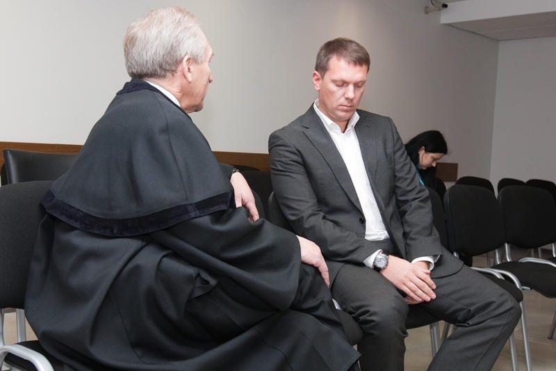D.Šaluga lieka nuteistas dėl tarpininkavimo kyšininkaujant