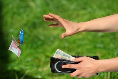 """""""Swedbank"""" perspėja: būtina turėti santaupų!"""