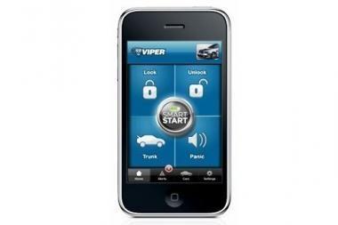 """""""iPhonu"""" galima valdyti automobilio apsaugą"""