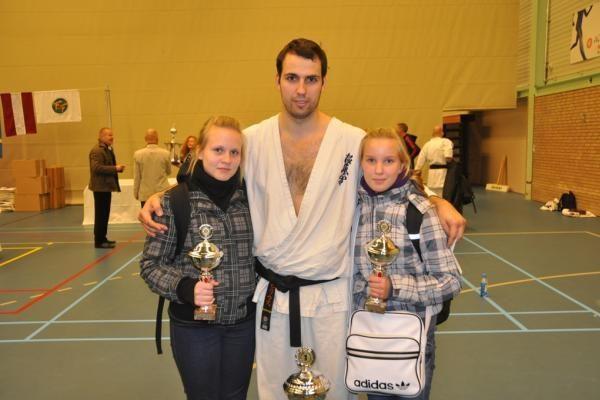 """""""Shodan"""" karate mokyklos sėkmingas startas Olandijoje"""