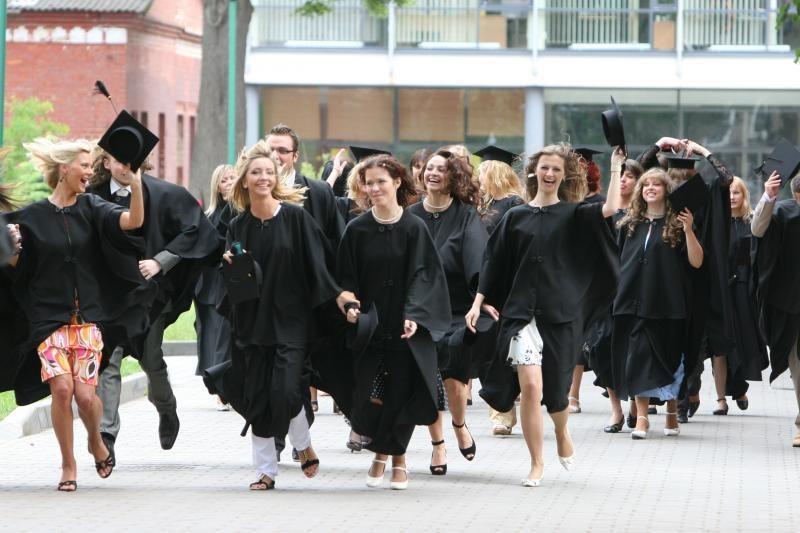 Klaipėdą išgelbės užsienio universitetai?
