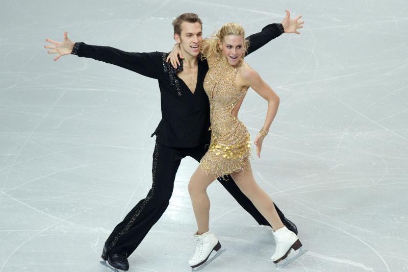 Europos dailiojo čiuožimo pirmenybėse Lietuvos pora liko devinta