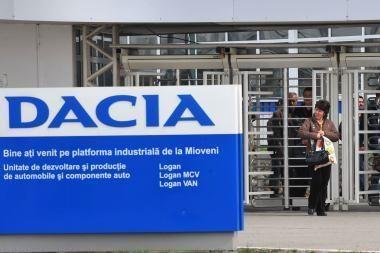 """""""Dacia"""" sėkmės raktas"""