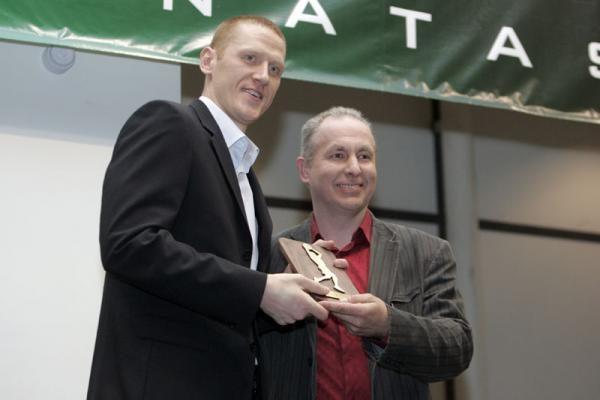 Apdovanoti LKL prizininkai ir geriausi žaidėjai