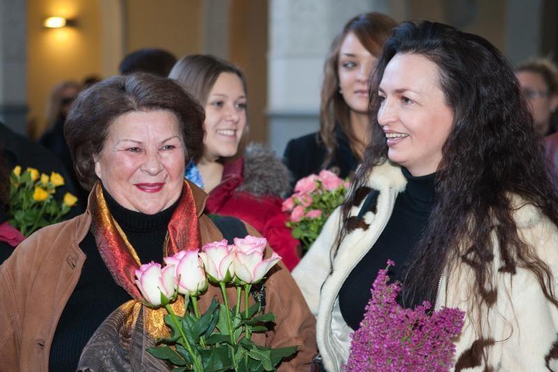 Konkursą Niujorke laimėjusi E.Anusauskaitė apie prizą nekalba
