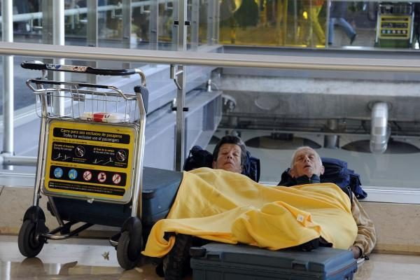 Ispanija: dispečeriai grįžta į darbą (atnaujinta)