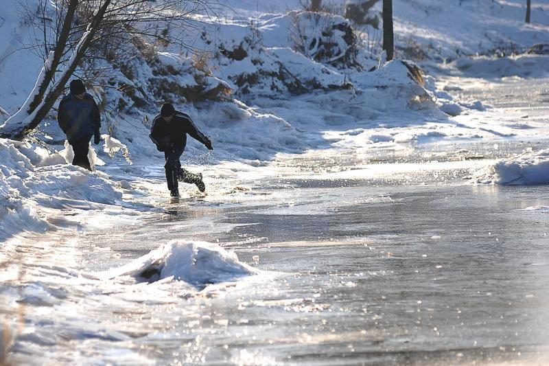 Sinoptikai prognozuoja šalčiausią šios žiemos savaitgalį