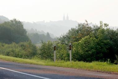 Rokiškio rajone žuvo nuo kelio nuvažiavęs vyras