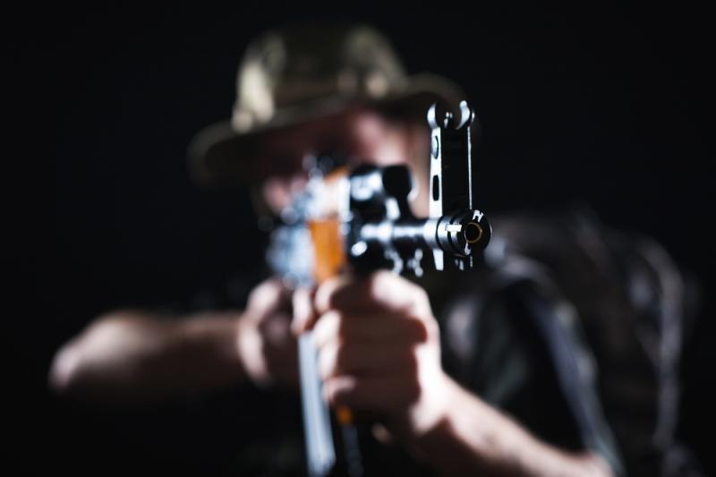 Meksikoje Monterėjaus miesto centre nušauti aštuoni žmonės