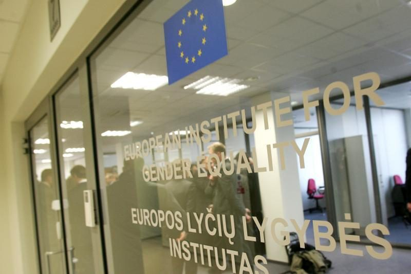 Raginama neiškelti iš Vilniaus ES Lyčių lygybės instituto