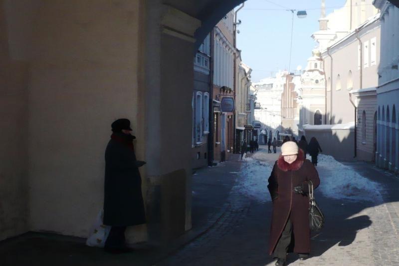 Elgetaujančiųjų miesto valdžia iš senamiesčio dar neišvarė