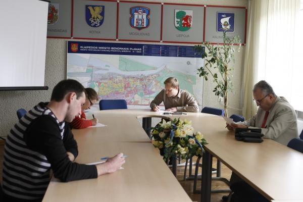 Klaipėdiečiai laikė antrąjį Konstitucijos egzaminą
