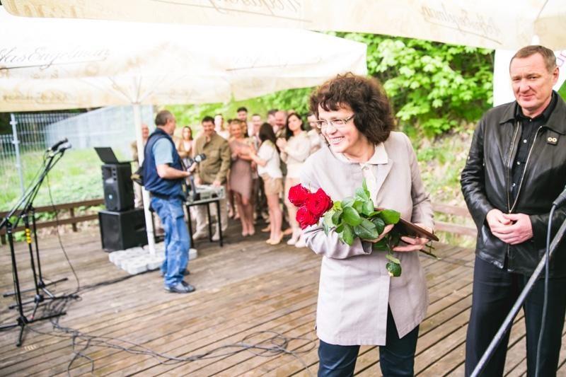 """Apdovanotas """"Kauno dienos"""" žurnalistas"""