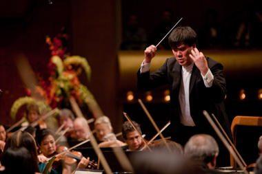 Niujorko filharmonijos orkestras Vilniuje viešės dvi dienas