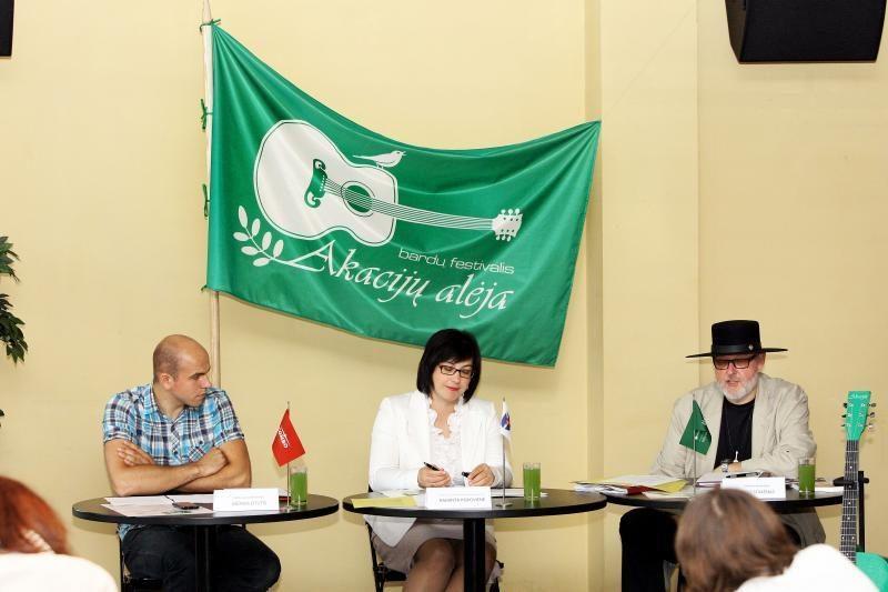 Bardų sostinę Kulautuvą savaitgalį užlies muzikos garsai